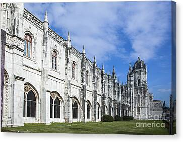 Jeronimos Canvas Print by Maria Conceicao Pires - Lightfactory