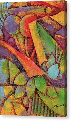 Nature Canvas Print by Behrooz Haghighi