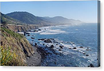 Northern California Coast Canvas Print by Twenty Two North Photography