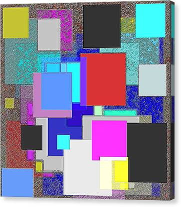 Rectangular Canvas Print by George Curington