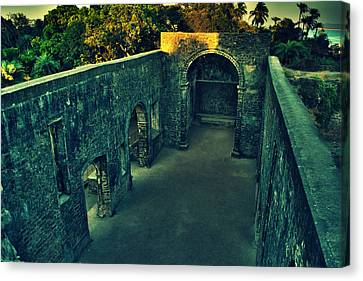 Vasai Fort Canvas Print by Salman Ravish