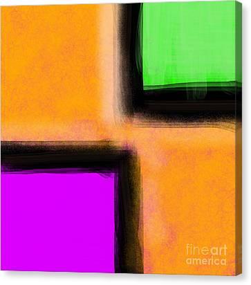 3 Way Canvas Print by James Eye