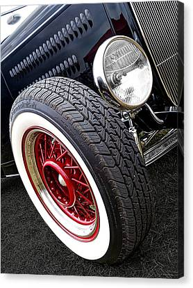 32 Ford Roadster Canvas Print by Gill Billington
