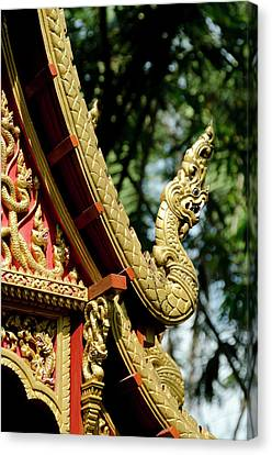 Thailand, Bangkok Canvas Print by Cindy Miller Hopkins
