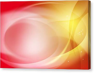 Abstract Background. Canvas Print by Les Cunliffe