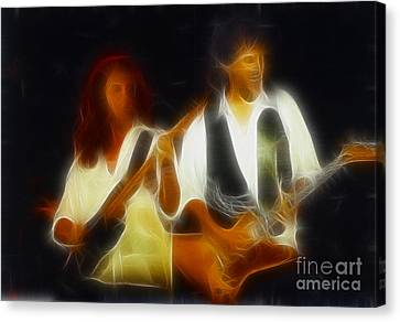 38 Special-94-jeffndanny-gc1a-fractal Canvas Print by Gary Gingrich Galleries