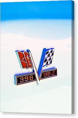 396 Turbo-jet Canvas Print by Phil 'motography' Clark
