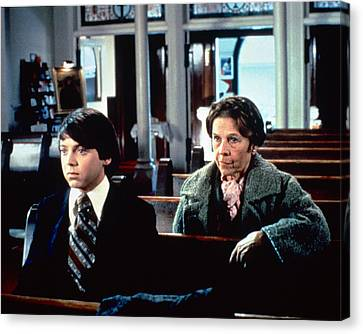 Harold And Maude  Canvas Print by Silver Screen