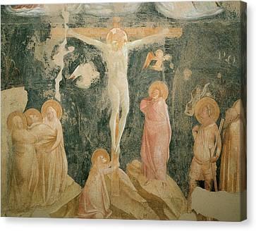 Italy, Marche, Pesaro Urbino, Urbino Canvas Print by Everett