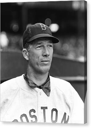 Robert M. Lefty Grove Canvas Print by Retro Images Archive