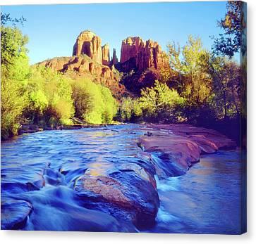 Usa, Arizona, Sedona Canvas Print by Jaynes Gallery