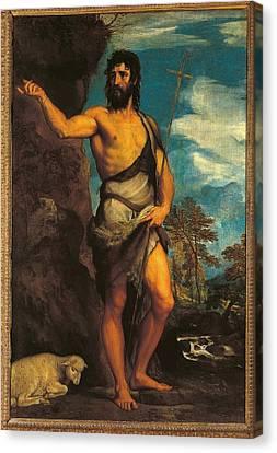 Italy, Veneto, Venice, Accademia Art Canvas Print by Everett