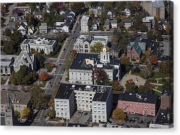 Concord, New Hampshire Nh Canvas Print by Dave Cleaveland