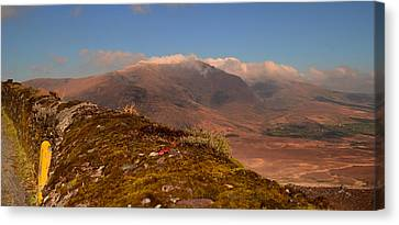 Connor Pass Canvas Print by Barbara Walsh