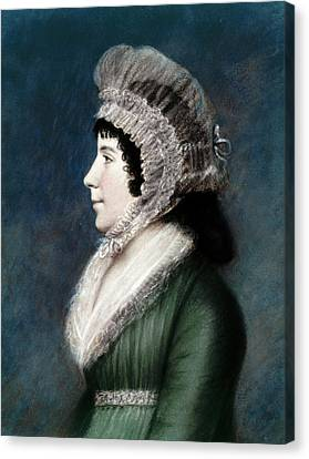 Dolley Madison (1768-1849) Canvas Print by Granger