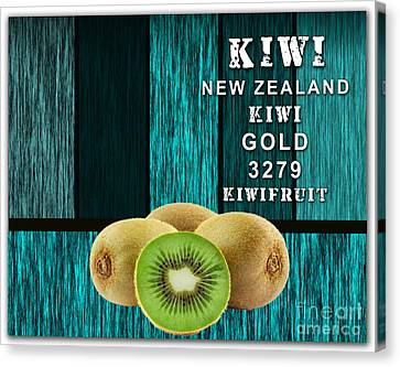 Kiwi Farm Canvas Print by Marvin Blaine