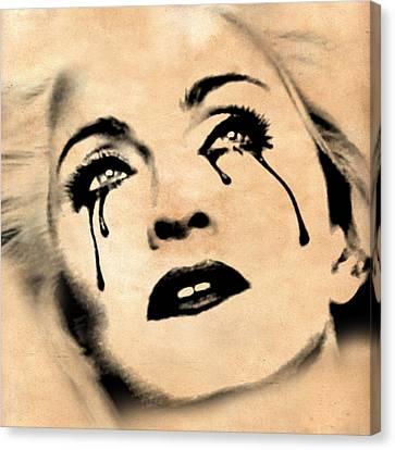 Madonna  Canvas Print by Mark Ashkenazi