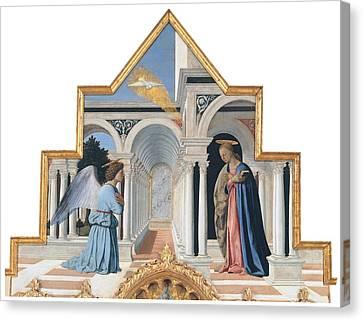 Pietro Di Benedetto Dei Franceschi Canvas Print by Everett