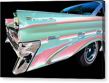 Pontiac Canvas Print by Allan Price