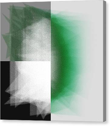 5040.23.7 Canvas Print by Gareth Lewis