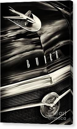 56 Buick Century Riviera  Canvas Print by Tim Gainey