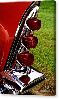 57 Desoto Canvas Print by Cyril Furlan