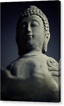 Buddha Canvas Print by Falko Follert