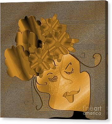 Dream Canvas Print by Iris Gelbart