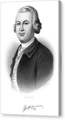 James Otis (1725-1783) Canvas Print by Granger