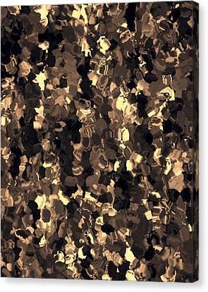 Abstract Canvas Print by Lee Ann Asch