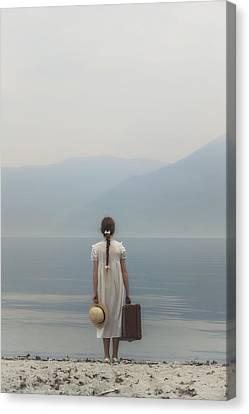 Farewell Canvas Print by Joana Kruse