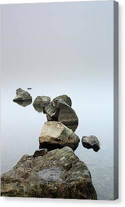 Loch Lomond Canvas Print by Grant Glendinning
