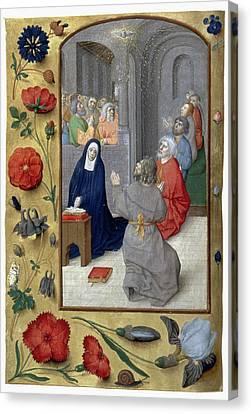 Pentecost Canvas Print by Granger
