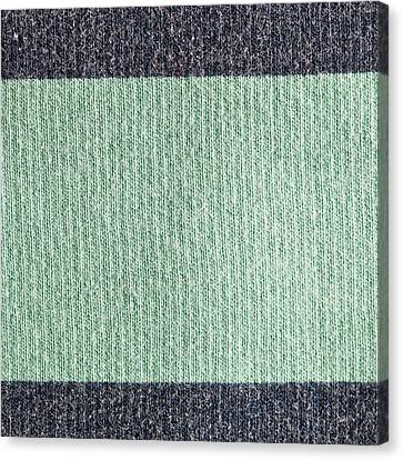 Wool Background Canvas Print by Tom Gowanlock