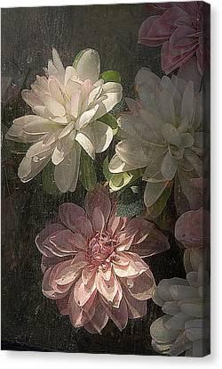Tijuana Mexico Artificial Flower Arrangement Canvas Print by John Hanou