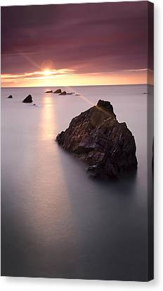 A Calm Day Canvas Print by Andrew James