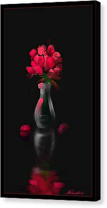 A Gift For Her Canvas Print by Steven Lebron Langston