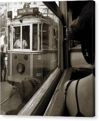 A Streetcar Named Desire Canvas Print by RicardMN Photography