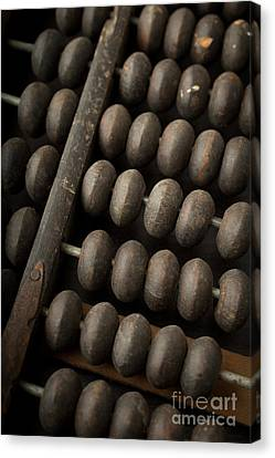 Abacus Canvas Print by Edward Fielding