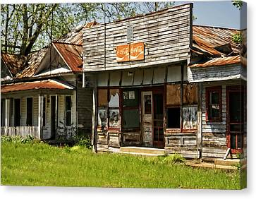 Abandonded Canvas Print by Marty Koch