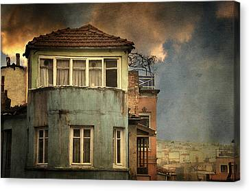 Absence 16 44 Canvas Print by Taylan Soyturk