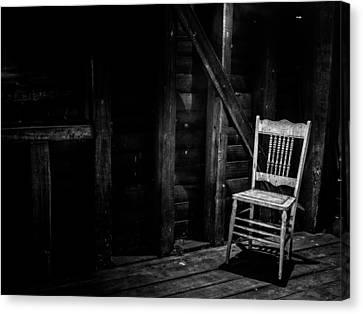 Absentia Canvas Print by Kaleidoscopik Photography