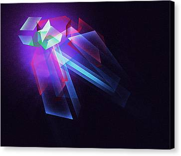 Abstract 1 Canvas Print by Tyler Gordon