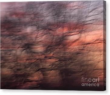 Abstract 10 Canvas Print by Tony Cordoza
