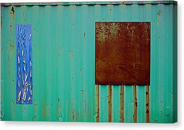 Abstract Canvas Print by Andrew Wohl