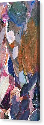 Abstract Heart Canvas Print by David Lloyd Glover