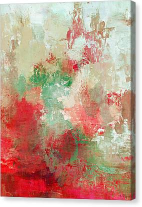 Abstract Print 18 Canvas Print by Filippo B