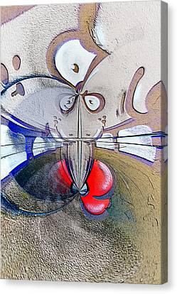 Abstract Vol2 Canvas Print by Marek Czaja