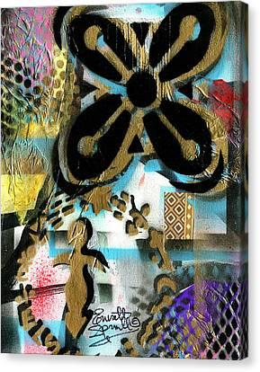 Abundance Canvas Print by Everett Spruill