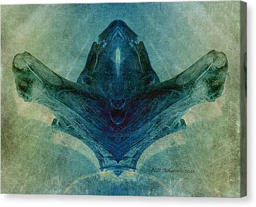 Acrobat 2 Canvas Print by WB Johnston